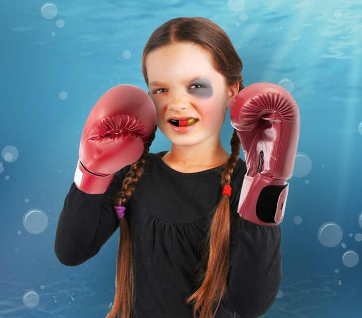 Zahnschutz Kinder